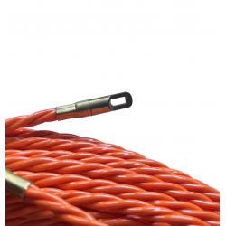 Aiguille en polyester 4,2 mm L 50 M sur petit dévidoir sans roulettes