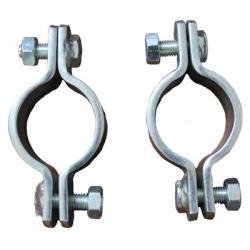 COLVER107034 colliers de serrage pour axe diam. 76 mm (vendu à l'unité)