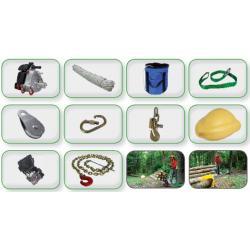 POW-PCW5941 Kit Tirage forestier