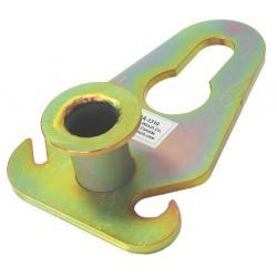 PCA-1310 Ancrage treuil pour QUAD plaque de tire pour boule de remorque