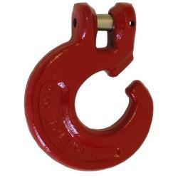 PCA-1299 Crochet en C pour chaine diamètre 6 à 7 mm